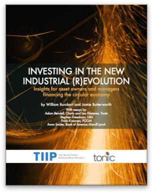 Investing Industrial Revolution report cover